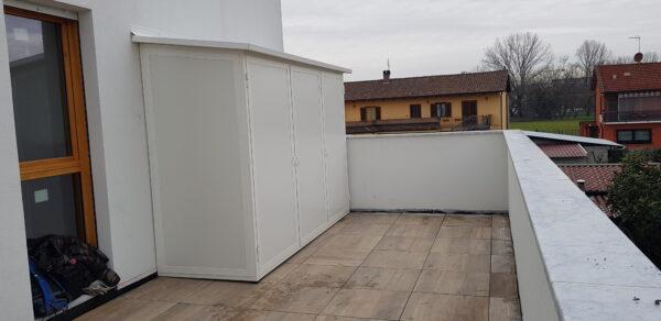 BOX PER LOCALE TECNICO